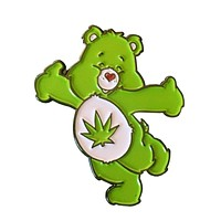 Stoney Bear Pin