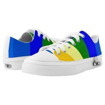 low rainbow converse designer sneakers printed shoes