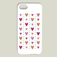 Heart Crazy iPhone case by CynthiaKatz on BoomBoomPrints