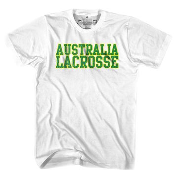 Australia Lacrosse Nation T-shirt