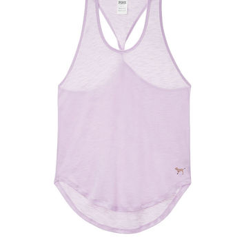 Victoria's Secret PINK Twist Back Tank