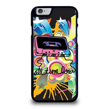 ALL TIME LOW CASSETE RETRO iPhone 6 / 6S Case Cover