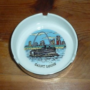 Saint Louis Missouri Ash Tray