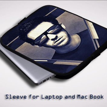 calvin harris wallpaper Y0338 Sleeve for Laptop, Macbook Pro, Macbook Air (Twin Sides)
