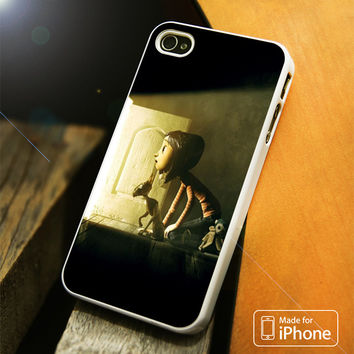 Coraline Keyhole Light iPhone 4S 5S 5C SE 6S Plus Case