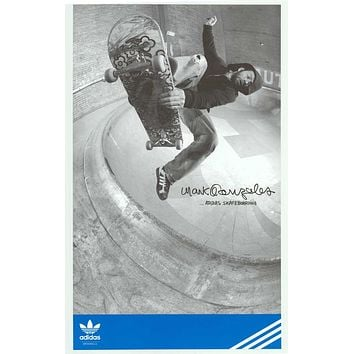 Mark Gonzales 27x40 Movie Poster