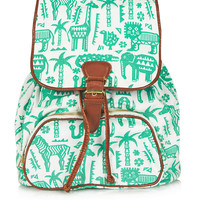 Safari Zoo Backpack - New In This Week - New In - Topshop USA