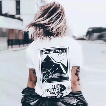 supreme the north face tnf t shirt
