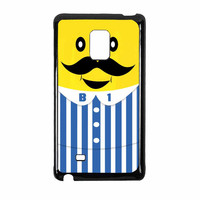 Bananas iPhone Banana Mustache Samsung Galaxy Note Edge Case