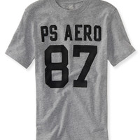 PS from Aero  Kids' PS Aero 87 Graphic T