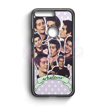 Dylan O Brien Collage Google Pixel Case | aneend.com