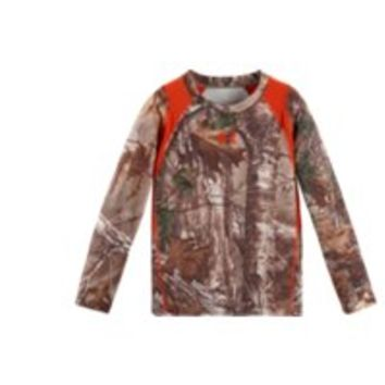Under Armour Boys' Toddler UA Real Tree Predator Long Sleeve
