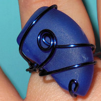 Made-to-Order Sea Glass Ring or Pendant