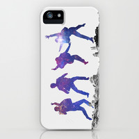 The Beatles iPhone & iPod Case by Wizard No Heart | Society6
