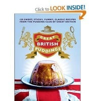 Great British Puddings [Hardcover]