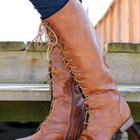 Devout Traveler's Boot