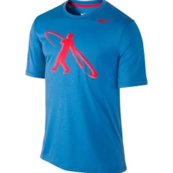Nike Men's Swingman Legend Baseball Graphic T-Shirt