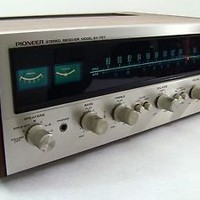 PIONEER VINTAGE RECEIVER SX-727 FM/AM STEREO COMPONENT EXCELLENT CONDITION