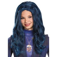 Disneys Descendants: Girls Evie Wig