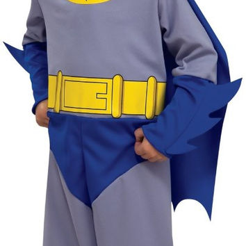 batman brave & bold batman infant / toddler costume - toddler