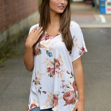 Petal Perfection Top
