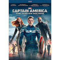 Marvel Captain America: The Winter Soldier DVD | Marvel Shop