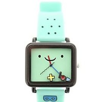 Adventure Time BMO Charm Analog Watch - 384561