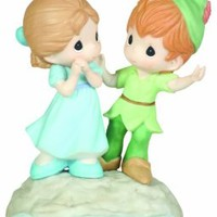 "Precious Moments/Disney ""I'm Never Lost When I'm With You"" Figurine"