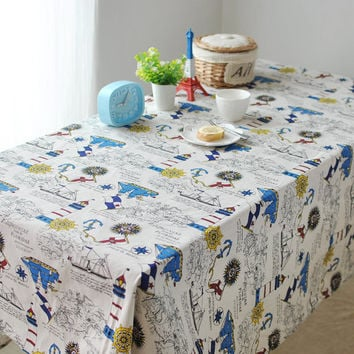 Home Decor Tablecloths [6283624582]