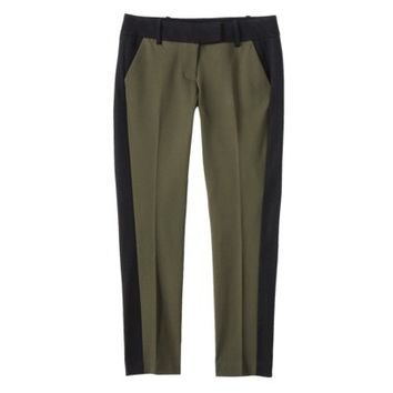 Mossimo® Women's Tailored Stretch Ankle Pant - Purple Green