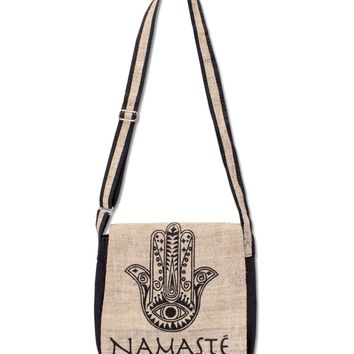 NEW! Namaste Hemp Bag