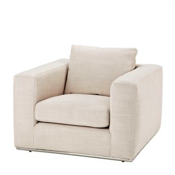 Off-white Living Room Chair | Eichholtz Atlanta