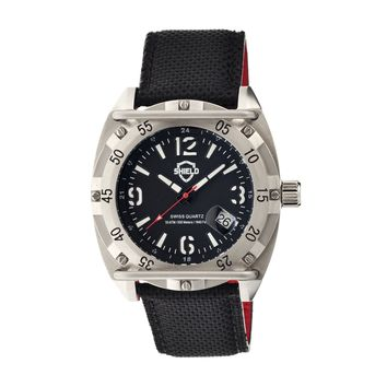 Shield Sh0602 Pilecki Mens Watch