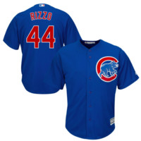 KUYOU Chicago Cubs Jersey - Anthony Rizzo
