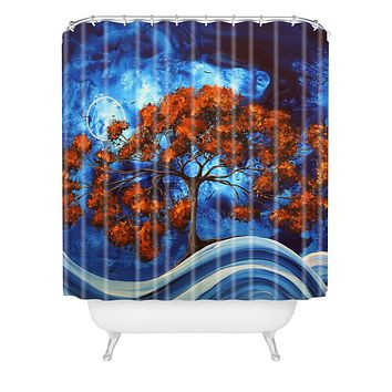 Madart Inc. Serendiptious Shower Curtain