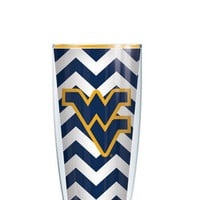 West Virginia University Tumbler -- Customize with your monogram or name!