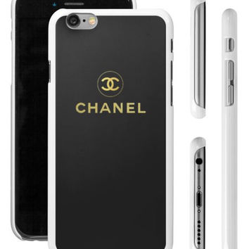 Chanel Inspired Phone Case, Iphone Case, Samsung Phone Case, Fashion Phone Case, Worldwide shipping