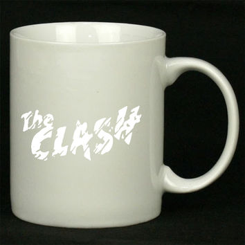 The Clash For Ceramic Mugs Coffee *