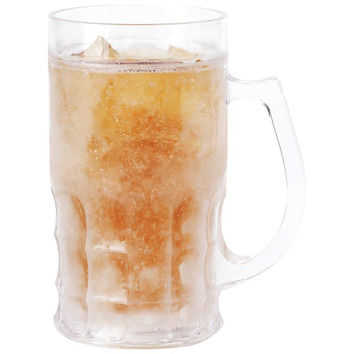 Wyndham House 14oz Polypropylene Beer Mug with Freezing Gel