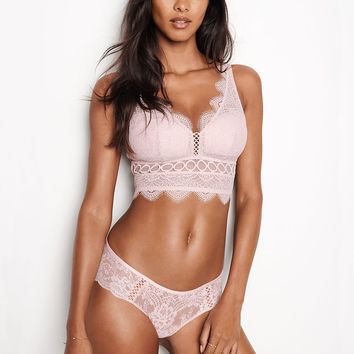 Lace Plunge Bralette - Dream Angels - Victoria's Secret