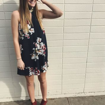 Tea Party Floral Dress