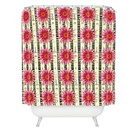 Ingrid Padilla Flower Country Shower Curtain