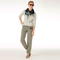 Heather Grey Vintage Women's Sweatpants