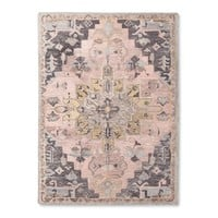 Pink Tufted Area Rug - (5'X7') - Threshold™ : Target