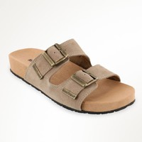 Minnetonka Gypsy Taupe Sandals