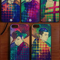 Bigbang Member Monster Case (available in various devices)