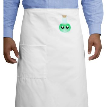 Porter the Potion Bottle Adult Bistro Apron