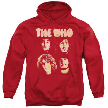 The Who/Who Boys