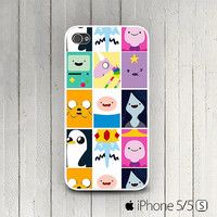 Adventure Time iPhone 5s, 4 case, Adventure Time iPhone5c case,Adventure Time iPhone4,4s case, Adventure Time iPhone5 case, Gunter Case