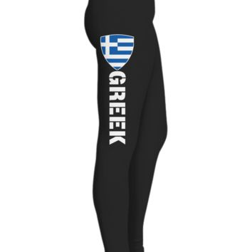 GREEK PRIDE LEGGINGS